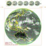 気象衛星ひまわりの最新画像ページ